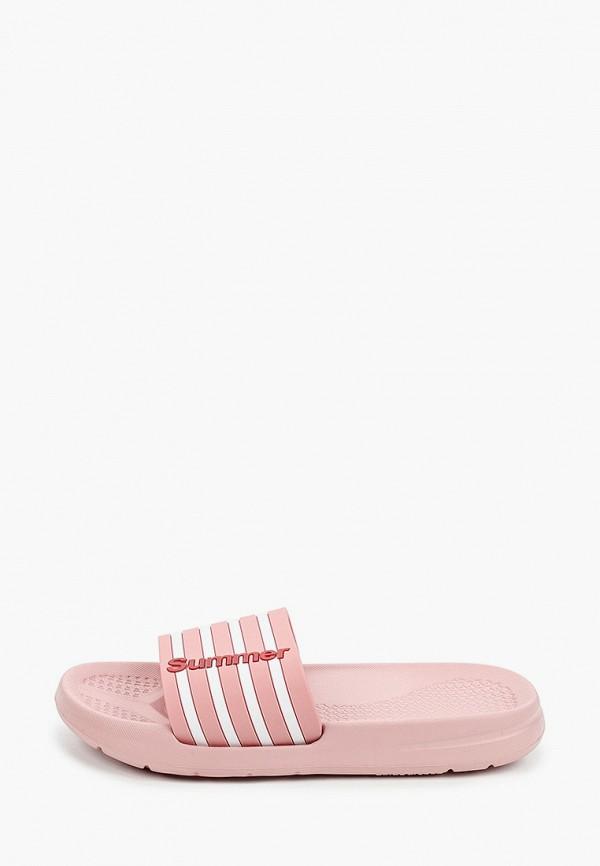 сланцы kapika для девочки, розовые