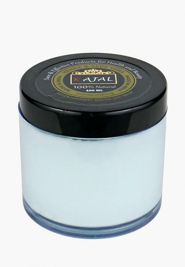 Купить Маска для волос Kajal, Увлажняющая травяная Хна и Алоэ , 100 мл, KA041LWAYPJ1, прозрачный, Осень-зима 2018/2019