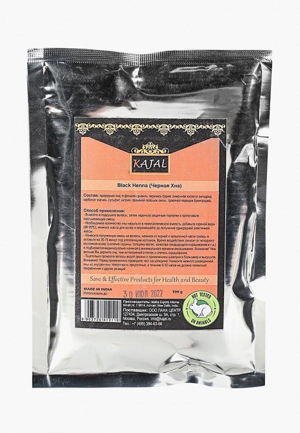 Купить Хна для волос Kajal, (черная) 100 г, ka041lwbzsg7, черный, Осень-зима 2018/2019