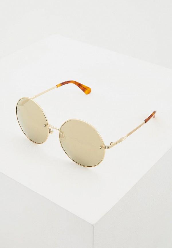 женские солнцезащитные очки kate spade, золотые