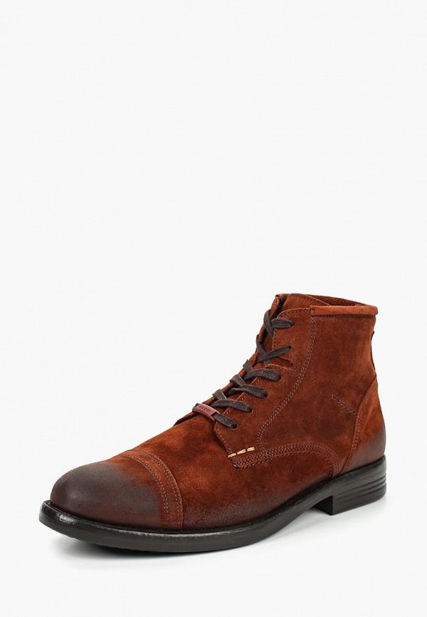 Купить Ботинки Kazar, ka044amdghg1, коричневый, Весна-лето 2019