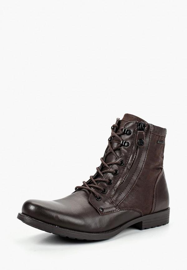 Купить Ботинки Kazar, ka044amdghg7, коричневый, Весна-лето 2019
