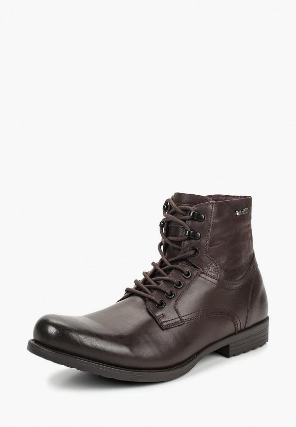 Купить Ботинки Kazar, ka044amdghg9, коричневый, Весна-лето 2019