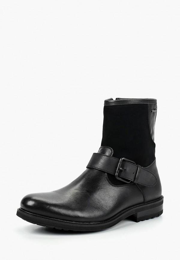 Купить Ботинки Kazar, ka044amdghh2, черный, Весна-лето 2019