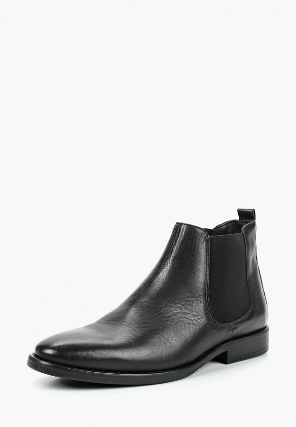 Ботинки Kazar, ka044amdghh7, черный, Весна-лето 2019  - купить со скидкой