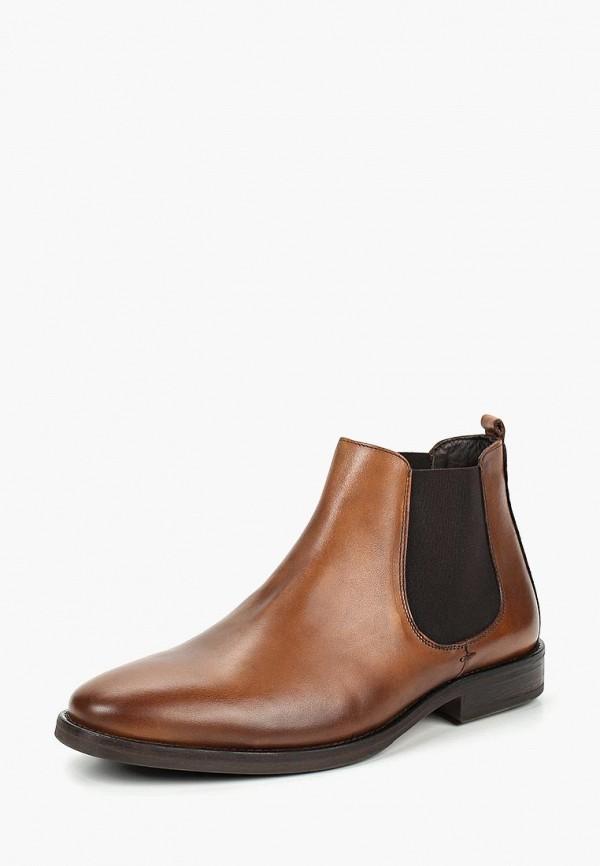 Ботинки Kazar, ka044amdghh8, коричневый, Весна-лето 2019  - купить со скидкой