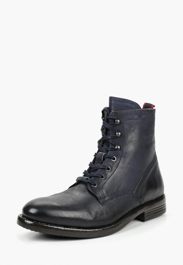 мужские ботинки kazar, синие