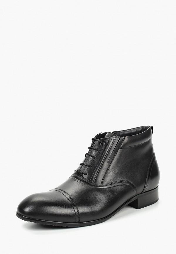 Купить Ботинки Kazar, ka044amdghi2, черный, Весна-лето 2019