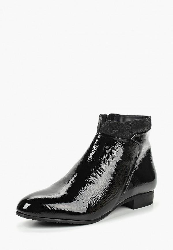 Купить Ботинки Kazar, ka044awdggv0, черный, Весна-лето 2019