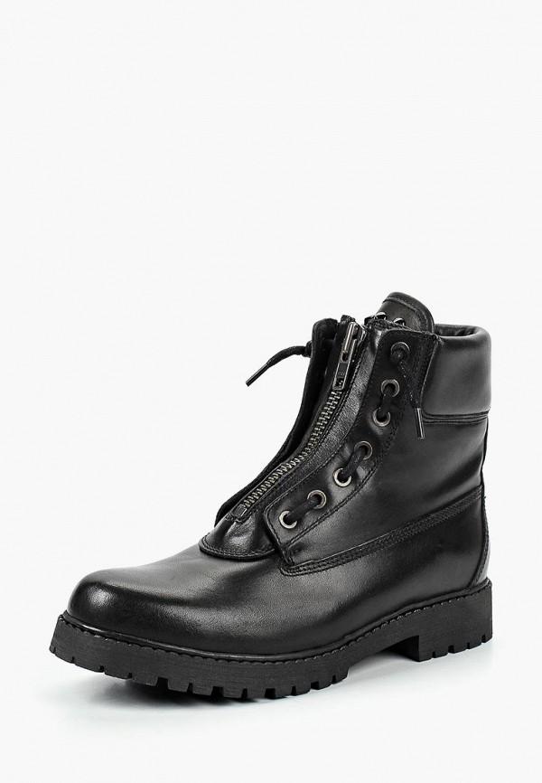 Ботинки Kazar, ka044awdggv2, черный, Весна-лето 2019  - купить со скидкой