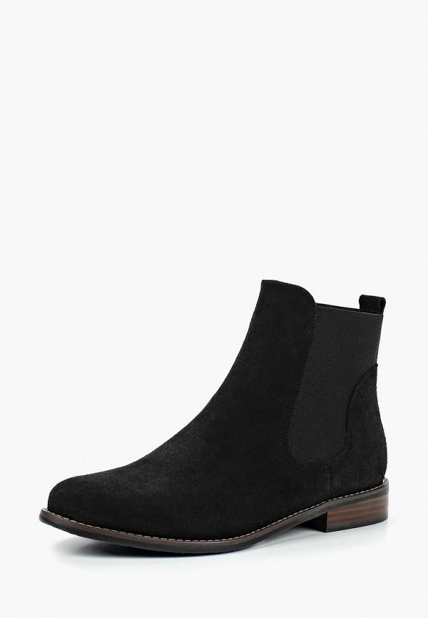 Купить Ботинки Kazar, ka044awdggz1, черный, Весна-лето 2019