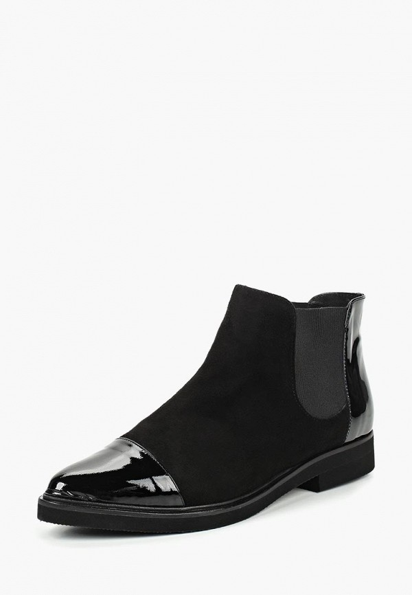 Купить Ботинки Kazar, ka044awdggz5, черный, Весна-лето 2019