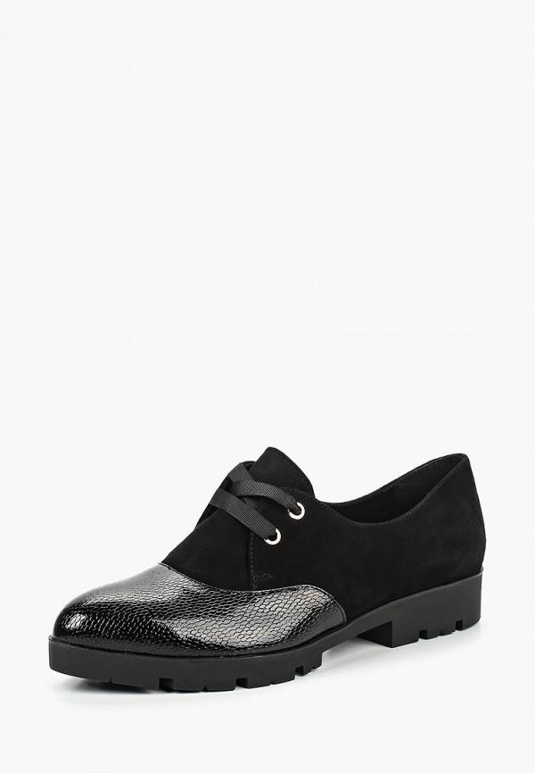 женские ботинки kazar, черные