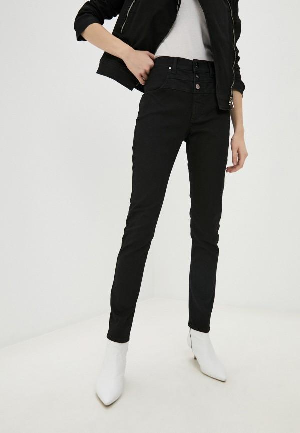 женские джинсы karl lagerfeld denim, черные