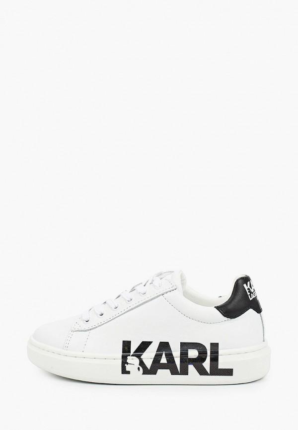 Кеды Karl Lagerfeld Kids
