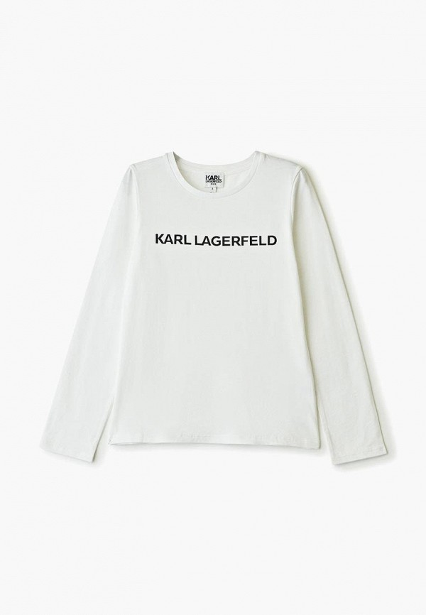 Фото - Лонгслив Karl Lagerfeld Kids Karl Lagerfeld Kids KA049EGGQUC8 karl bartsch august koberstein august koberstein s grundriss der geschichte der deutschen nationalliteratur