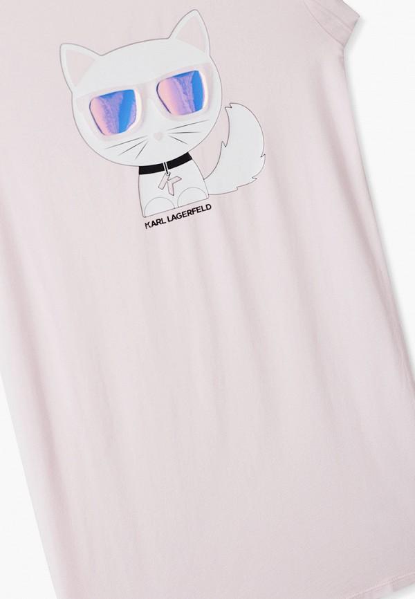Платья для девочки Karl Lagerfeld Kids Z12172 Фото 3