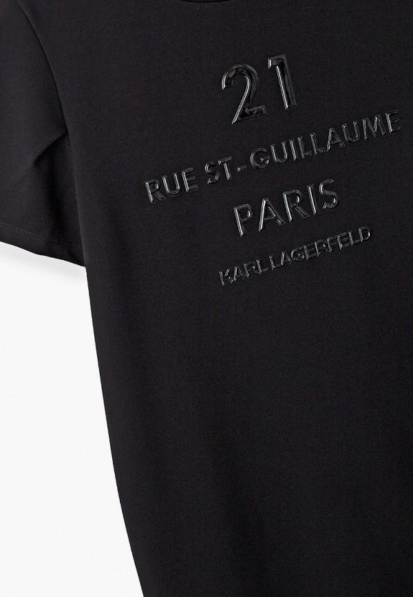 Платья для девочки Karl Lagerfeld Kids Z12176 Фото 3