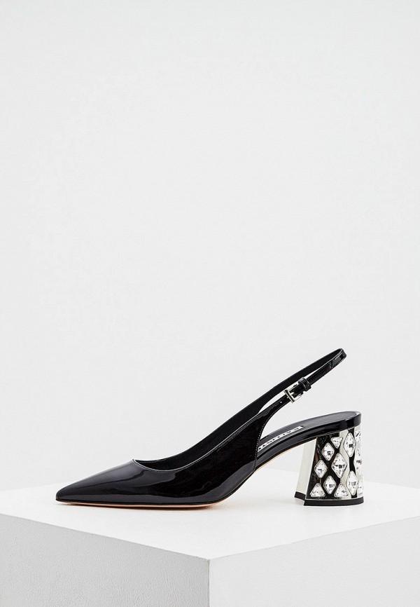 женские туфли kalliste, черные