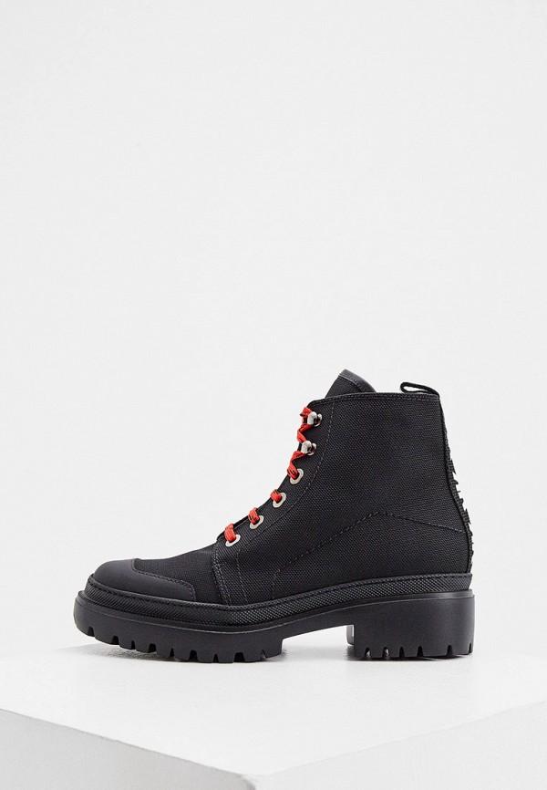 женские ботинки kalliste, черные
