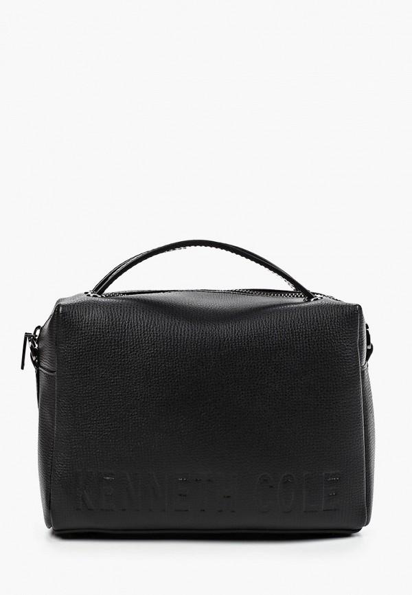 женская сумка kenneth cole, черная