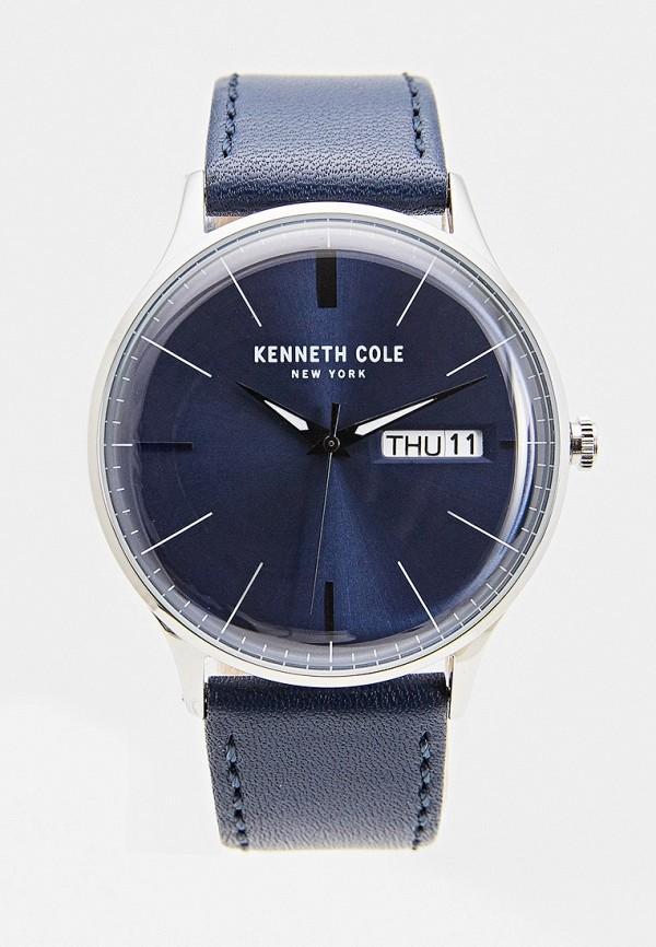 мужские часы kenneth cole, синие