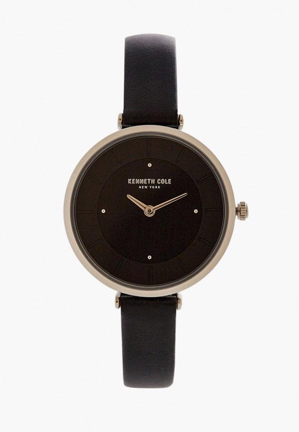 женские часы kenneth cole, коричневые