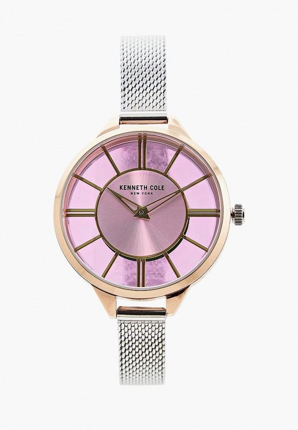 женские часы kenneth cole, розовые