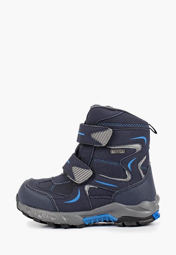 Фото - Ботинки Kenkä синего цвета