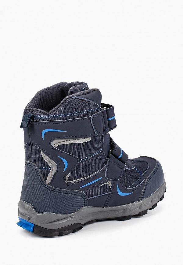 Фото 3 - Ботинки Kenkä синего цвета