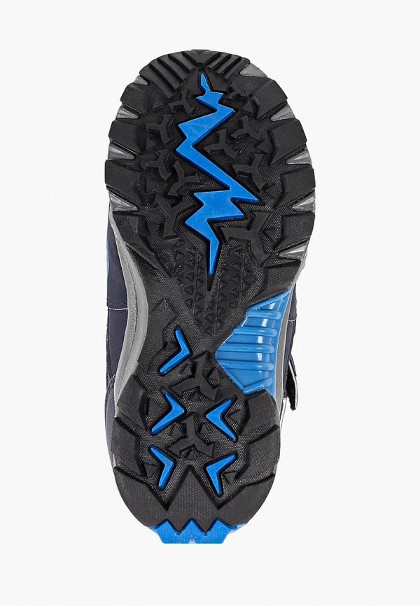 Фото 5 - Ботинки Kenkä синего цвета