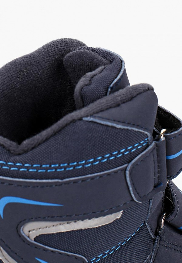 Фото 6 - Ботинки Kenkä синего цвета