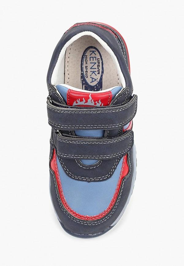 Кроссовки для мальчика Kenka EXF_5071-08_navy Фото 4