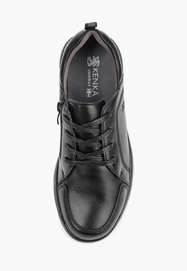 Кроссовки для мальчика Kenka GIN_1201_black k Фото 4
