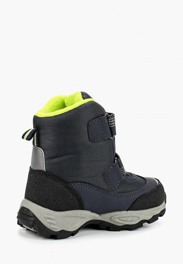 Ботинки для мальчика Kenka PSH_1503_black Фото 2
