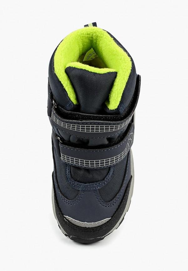 Ботинки для мальчика Kenka PSH_1503_black Фото 4