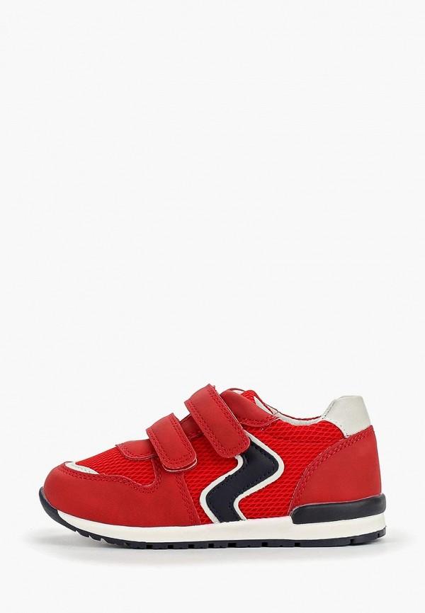 кроссовки kenka для мальчика, красные