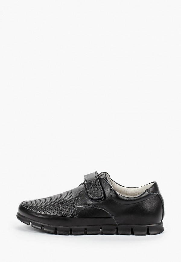 туфли kenka для мальчика, черные