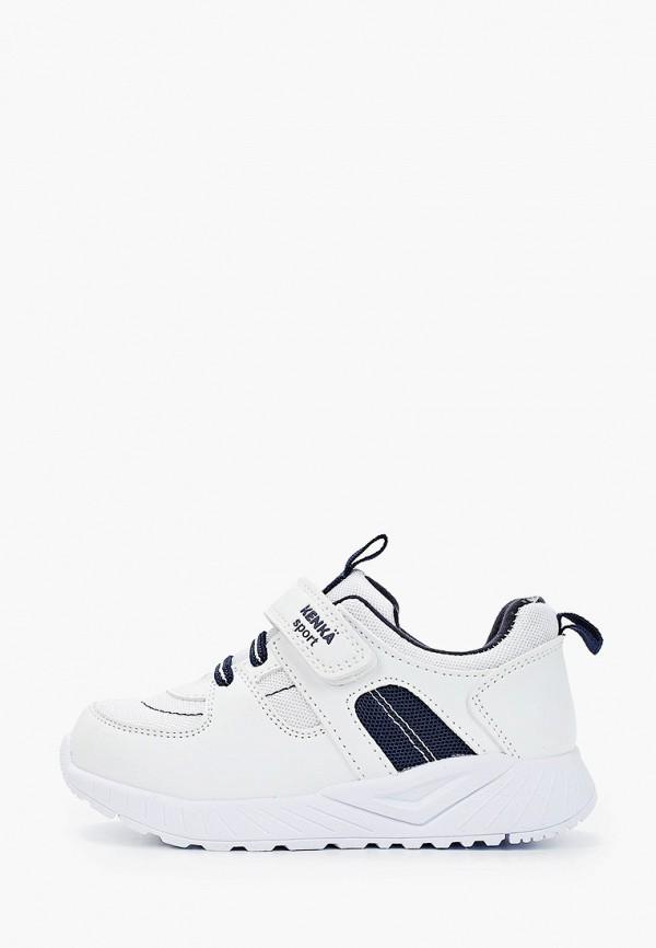 кроссовки kenka для мальчика, белые
