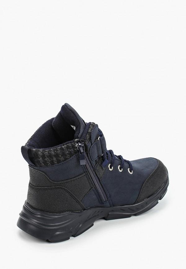 Ботинки для мальчика Kenkä IXK_20-010_navy Фото 3