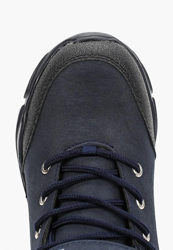 Ботинки для мальчика Kenkä IXK_20-010_navy Фото 4