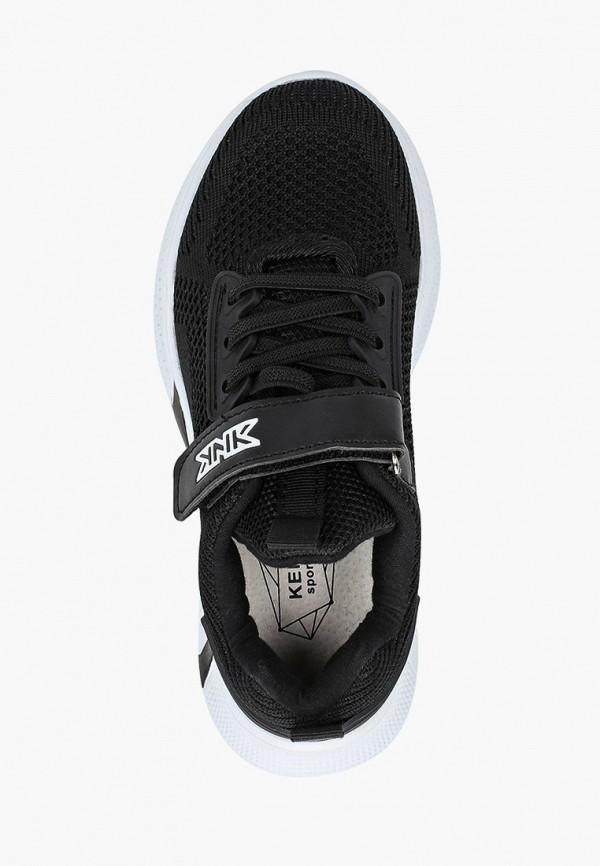 Кроссовки для мальчика Kenkä IWC_30-002_black Фото 4
