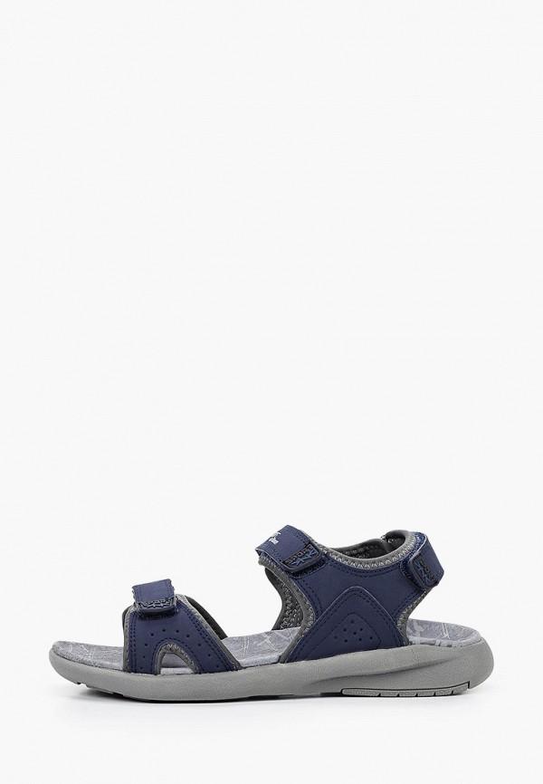 сандалии kenka для мальчика, синие