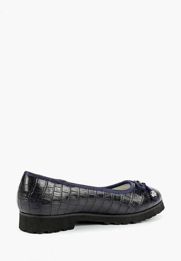Туфли для девочки Kenka BGO_323-3_navy Фото 2