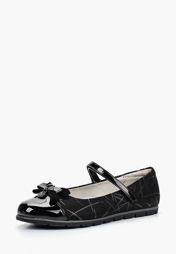 Туфли для девочки Kenka BRL_339-13_black
