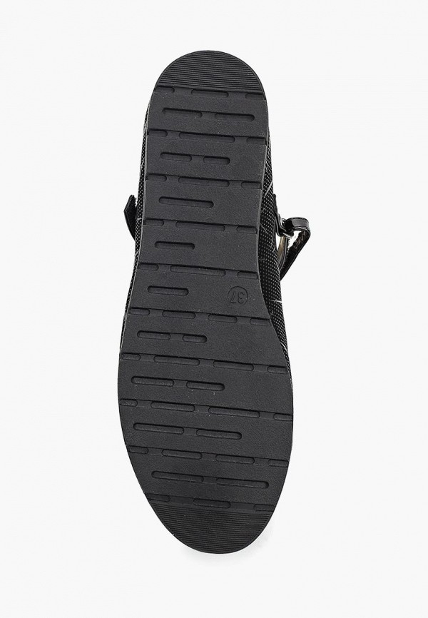 Туфли для девочки Kenka BRL_339-13_black Фото 3