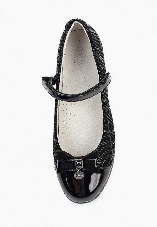 Туфли для девочки Kenka BRL_339-13_black Фото 4