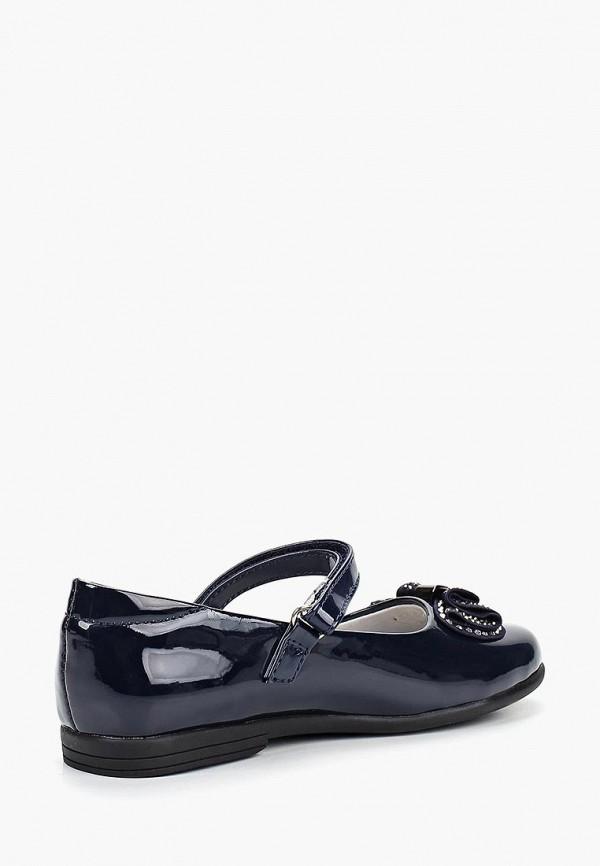 Туфли для девочки Kenka LEV_9191-1_navy Фото 2