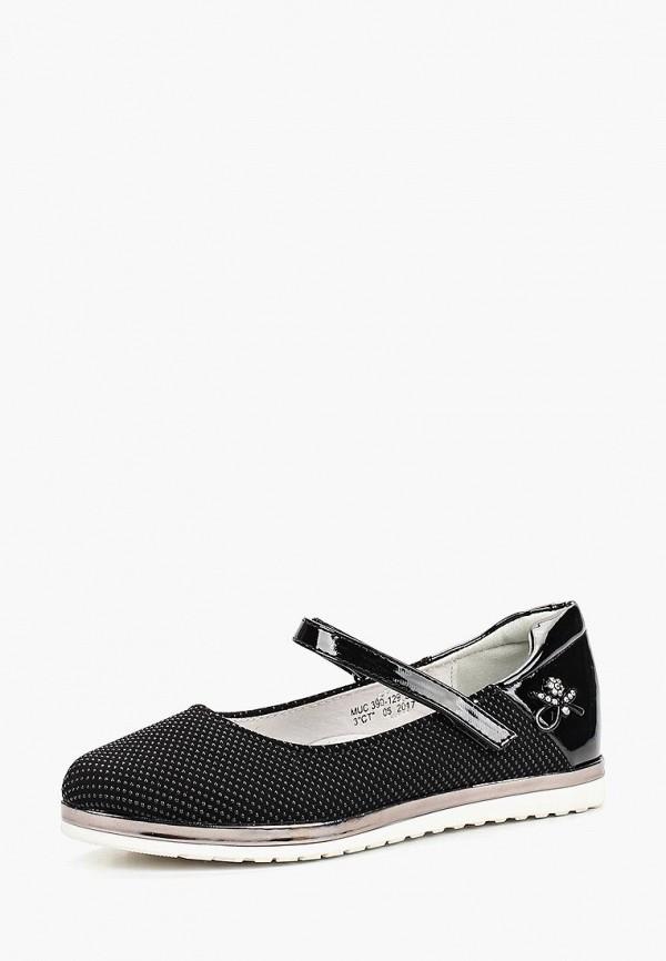 Туфли для девочки Kenka MUC_390-129_black