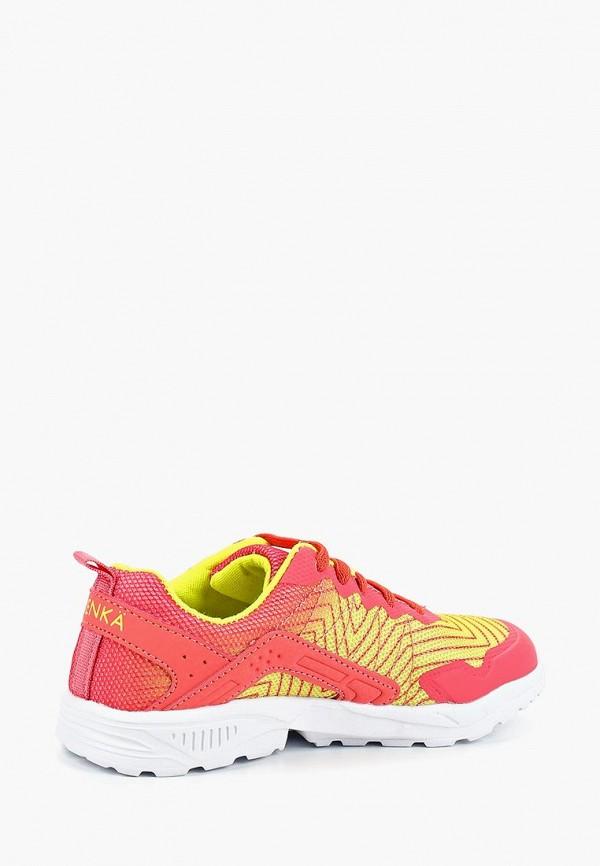 Кроссовки для девочки Kenka OFT_62418_coral Фото 2
